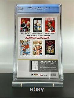 1st appearance of My Hero Academia in American Comic Books FCBD CGC 9.4