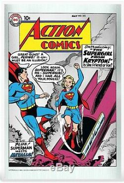 2019 DC Comics Action Comics #252 Superman First Release NGC CGC Mint 10 COA OGP