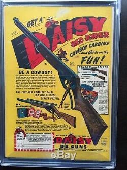 ACTION COMICS #142 CGC FN 6.0 OW-W Wayne Boring c/a! Rare