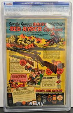 ACTION COMICS #165 CGC 6.0 Superman 1952 4th Highest Grade