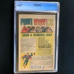ACTION COMICS #1 (1976) CGC 9.4 10 CENT SLEEPING BAG REPRINT Superman