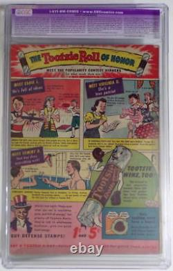 ACTION COMICS #51 CGC 5.0 SUPERMAN 1942 1st App Prankster