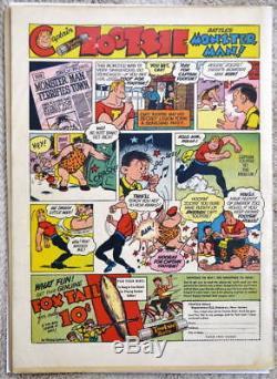 ACTION COMICS #63 Superman 1943 Japanese War Cover CGC 4.5