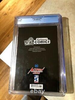 Action Comics #1000 DC Comics 2018 Yesteryear Comics Ex. CGC 9.8 Graded