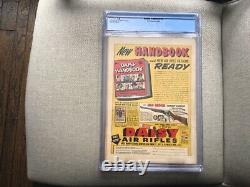 Action Comics #121 Cgc Graded 3.0 Off White To White Pages Cover Detached 6/48
