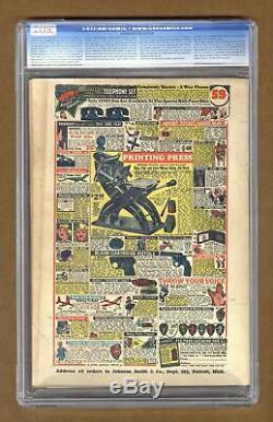 Action Comics #12 CGC 2.5 1939 0916173003