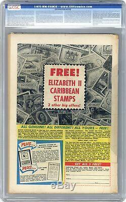 Action Comics #242 CGC 3.0 1958 1206349004 1st app. And origin Braniac, Kandor
