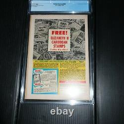 Action Comics #242 DC 1958 CGC 4.0 (VERY GOOD) 1st appearance/Origin Brainiac