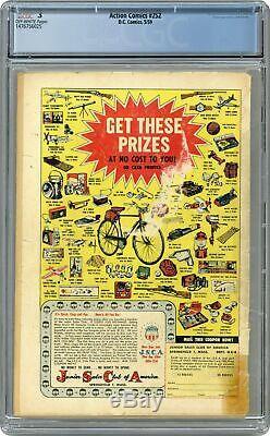 Action Comics #252 CGC 0.5 1959 1476756025
