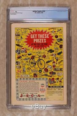 Action Comics #252 CGC 7.5 1959 1992530001