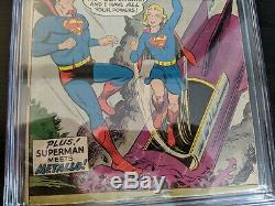Action Comics #252 May 1959 CGC 3.0 1st App Origin of Supergirl Graded G/VG
