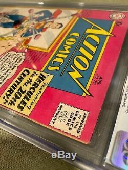 Action Comics #267 CGC 7.5 1960 1st app Chameleon Boy & Invisible Kid