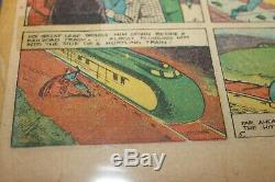 Action Comics #4 CGC NG DC 1938 4th Superman appearance SCARCE Siegel Shuster