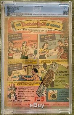 Action Comics #51 (1942) CBCS 1.8 - First Prankster appearance Like CGC