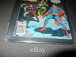 Action Comics 521 CGC 9.6 NM+, 1st Appearance of Vixen (DC 1981)