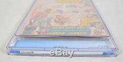 Action Comics 70 DC 1944 CGC 7.0 Superman Safe Robber