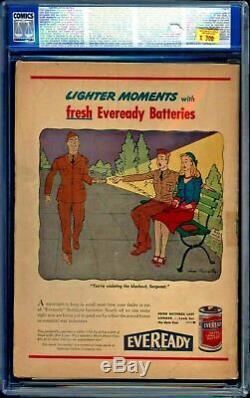 Action Comics #73 (1944) CGC 4.0