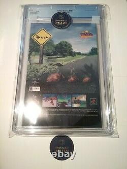 Action Comics #775 CGC 9.8 DC Comics 2001 1st Manchester Black & The Elite