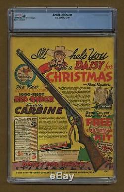 Action Comics (DC) #31 1940 CGC 3.0 1248335004