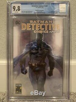 Action/Detective Comics #1000 DellOtto Variants ALL CGC 9.8 NM/MT