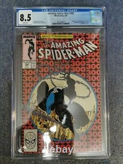 Amazing Spider-Man #300 1st Appearance Origin Venom CGC 8.5 Marvel Comics