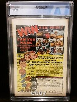 CGC 5.0 Action Comics # 261 1st Appearance of Streaky 1960 Silver Age Superman