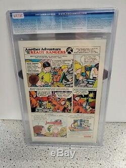 Cgc 9.6 Action Comics #432 DC Comics 2/74 1st New Toyman App