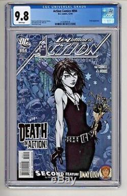 DCs Action Comics #894 CGC 9.8