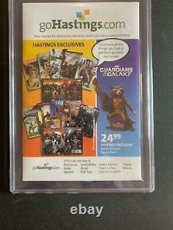 Deadpool Vs Thanos #1 CGC 9.8 SS Stan Lee! Marvel Comics 2015! Hastings CVR