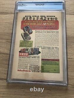 Fantastic Four 67, CGC 5.0, OWithW Pages, First Appearance of Him (Warlock)