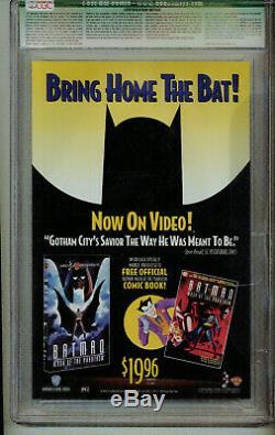 Jerry Siegel Signed Action Comics 700 Cgc 9.8 Superman Anniversary Edn! Coa