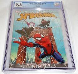 Marvel Action Spider-Man #1 CGC Universal Grade 9.8 Variant Cover C Comic Book