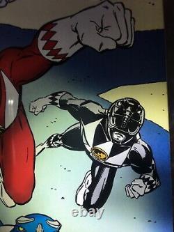 Saban's Hamilton Mighty Morphin Power Rangers 1 Comic Book CGC 9.6 Graded