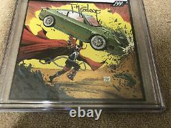 Spawn 228 CGC SS 9.8 Todd McFarlane Signed Action Comics 1 Homage Cover