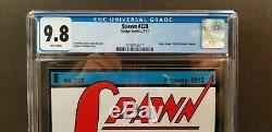 Spawn #228 Cgc 9.8 Homage Action Comics #1 (2013) Nm/mt Todd Mcfarlane