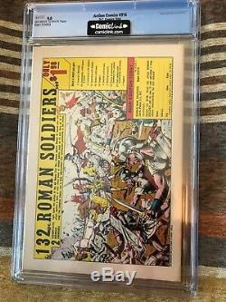 1964 DC Comics Action Comics # 316 Cgc Classé 9.0