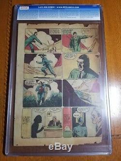 1 Action Comics Cgc Page 31 1er Apparence De Superman