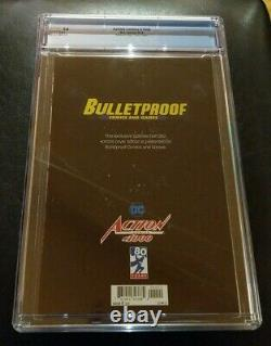 Action Comics #1000 Cgc 9.8 Comics Bulletproof Virgin Edition Dell'otto DC