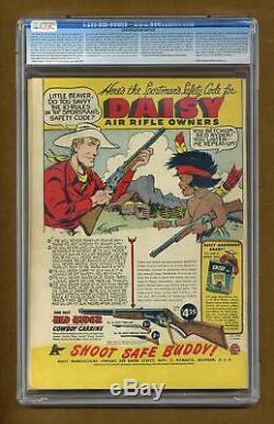 Action Comics # 112 Cgc 7.0 1947 1255159003