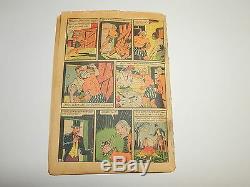 Action Comics # 13 Juin 1939 Couvre Train Classique Couvre 4ème Superman Cgc