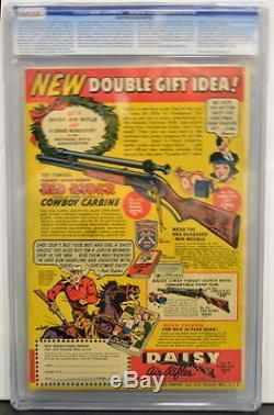 Action Comics # 164 Cgc 7.0 Superman 1952 3 Plus Haut Niveau Atteint