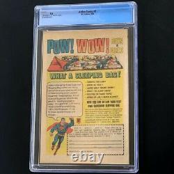 Action Comics #1 1976 Réimpression Cgc 9.6 Sleeping Bag Promotional 10 Cent