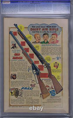 Action Comics #211 DC 1955 Cgc 4.5 (very Good +)