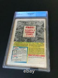 Action Comics #242 Cgc 1.0 1er Braniac DC Superman 1958 Silver Age Key Grail