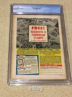 Action Comics 242 Cgc 3.0 Owithwhite Pages (1ère Application Brainiac) Mega Key