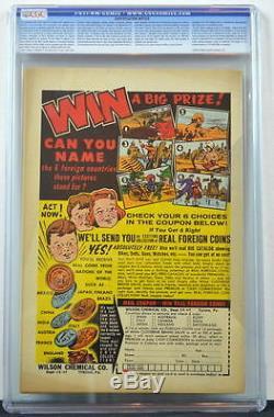 Action Comics # 261 Cgc 7.0 Superman 1960 Origine & 1ère Application Streaky 3ème Meilleur Exemplaire