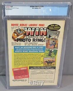 Action Comics # 276 (5 Brainac 1er Application, 6e Application Légion) Cgc 6.5 DC Comics 1961