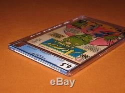 Action Comics # 280 Cgc 6.5 Avec Des Pages Blanches! Regarde Grand! Brainiac 12 De Pix Syfy