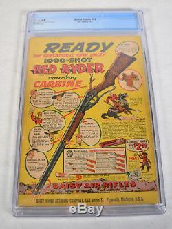 Action Comics 34 DC 1941 Cgc 6.0 Superman Dam Worlds Meilleure Bd 1 Annonce
