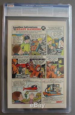Action Comics # 432 1er Âge Du Bronze Et Nouvelle Toyman 1974 Supergirl Cbs Tv Cgc Nm + 9,6